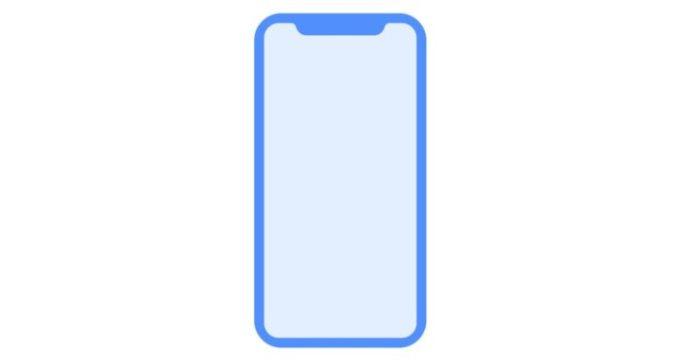 Silueta iPhone 8 - iOSMac