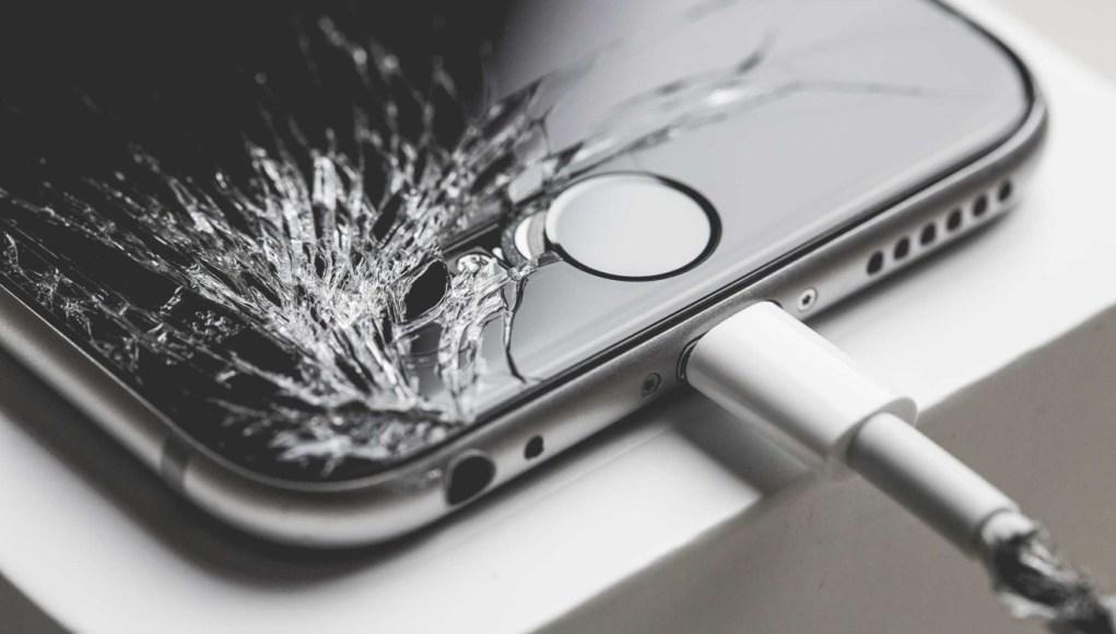 Rotura iPhone