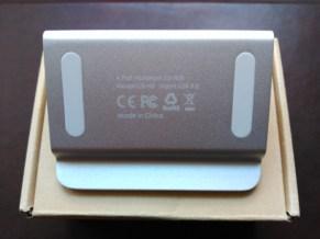 Trasera Aukey HUB USB 3.0