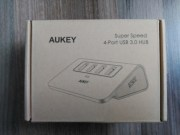 Presentación Aukey HUB USB 3.0
