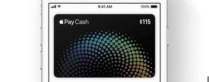 Apple Pay Cash ya disponible