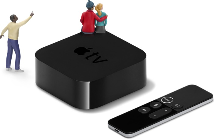 Apple TV 4K - Navidad Apple