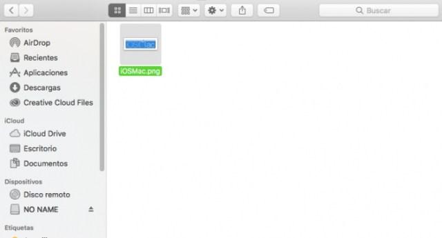 EaseUS Mac Data Recovery Wizard para Mac: archivo recuperado