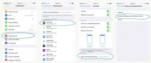 Como ocultar notificaciones un app en especifico