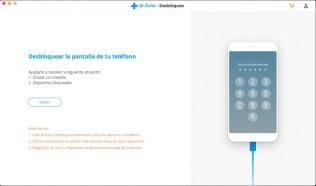 Acceder a un iPhone sin código de desbloqueo con dr.fone