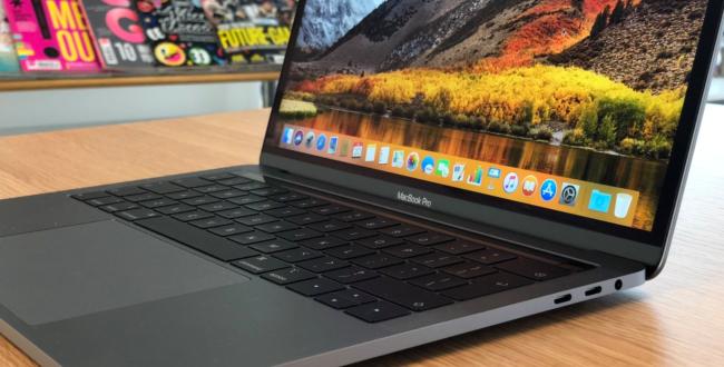 MacBook Pro de 2018