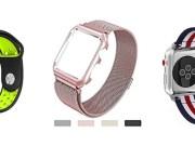 Las 10 mejores correas para Apple Watch