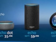 Amazon Echo disponible en España en breve