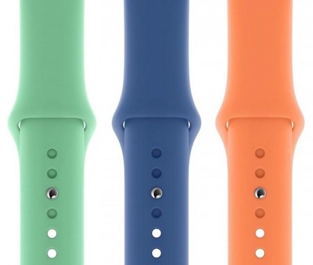Correas para el Apple Watch nuevos colores
