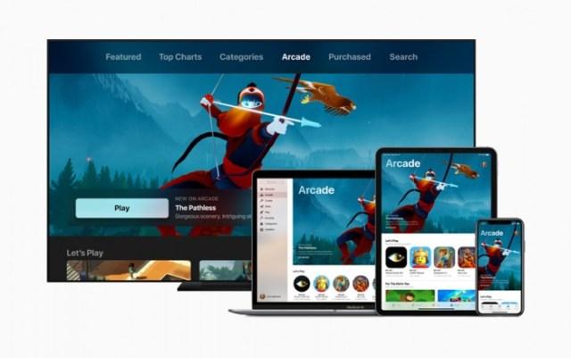 juegos de Apple Arcade