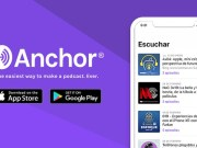 foto podcast anchor