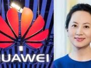 La vicepresidenta de Huawei