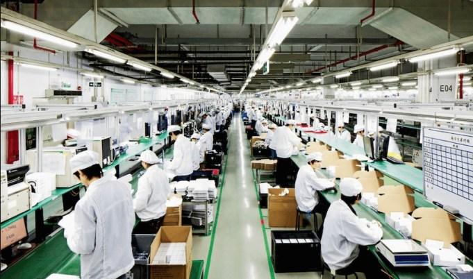 Apple aumenta la producción del iPhone