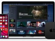 iOS 13, macOS 10.15, watchOS 6 y tvOS 13