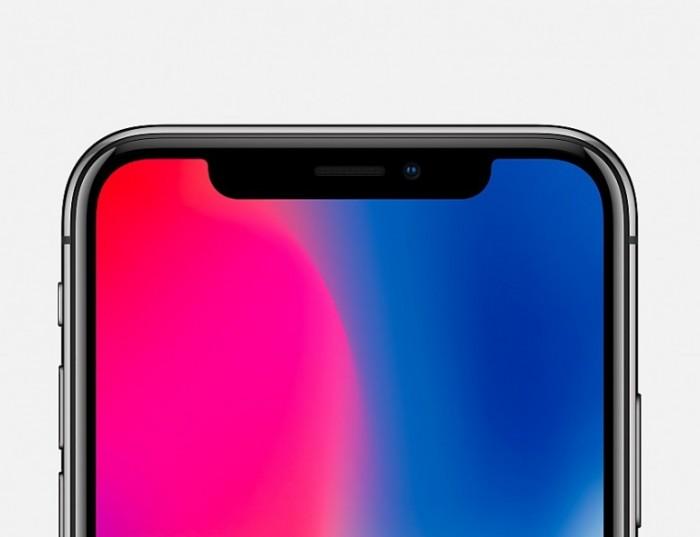 reducir el Notch de los próximos iPhone