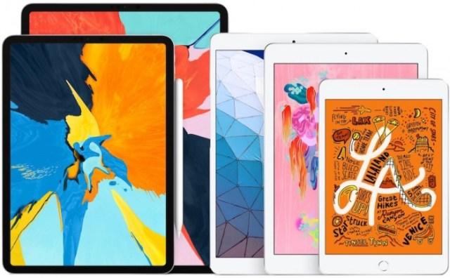 conoce el modelo de iPad que tienes