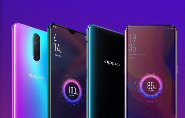 carga rápida de OPPO smartphone 5g