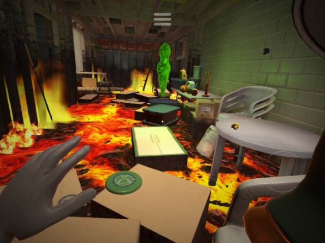 Hot Lava gameplay