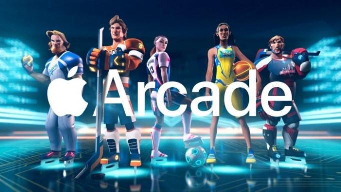 Ultimate Rivals The Rink En Apple Arcade
