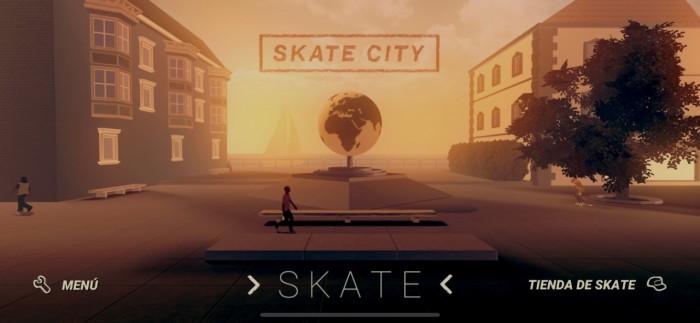 Skate City en Apple Arcade