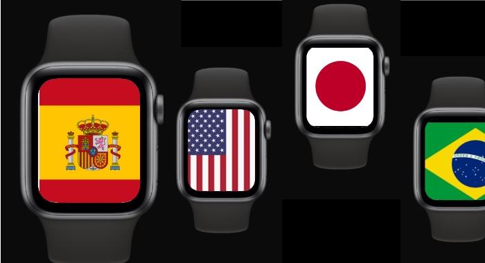 Banderas Apple Watch