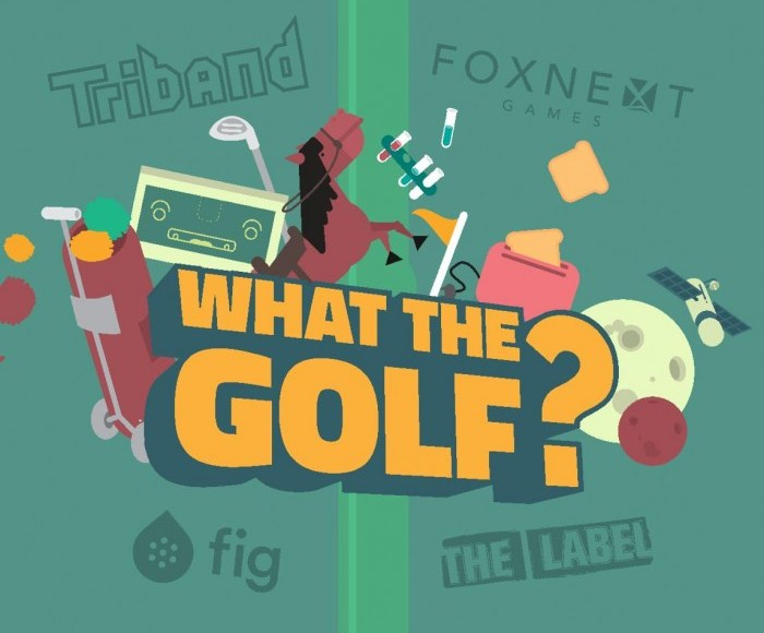 What the golf en Apple Arcade