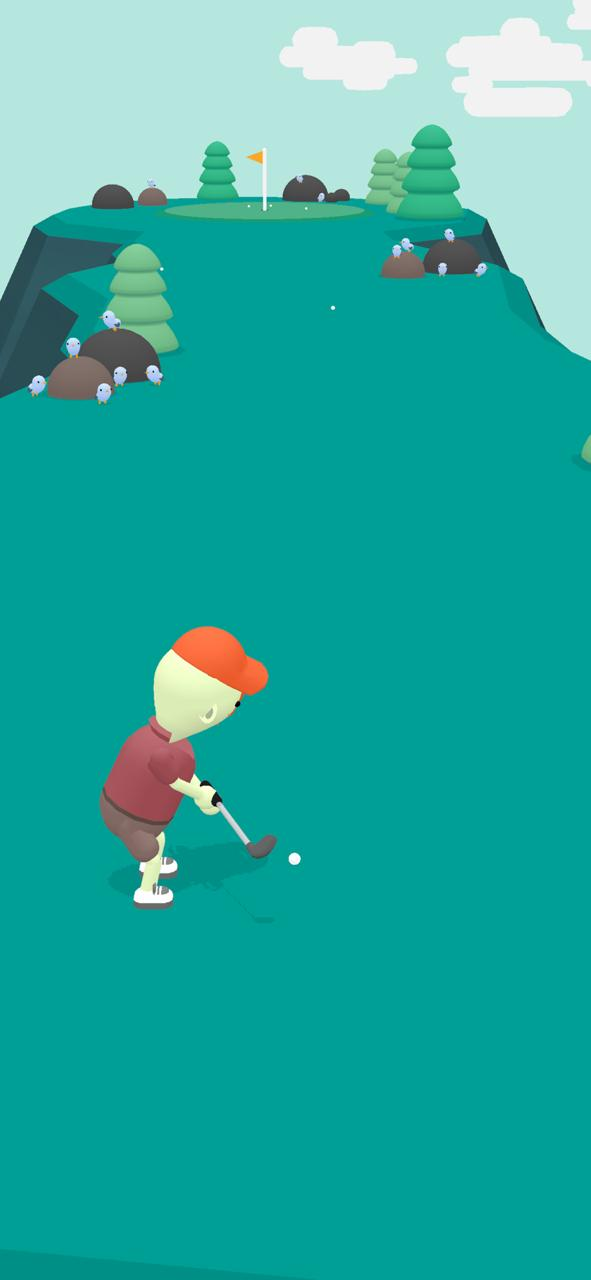 Gameplay de What the golf