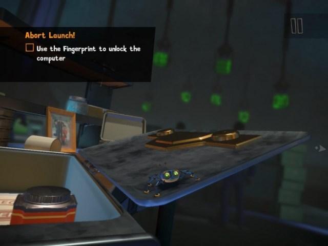 Gameplay de Spyder