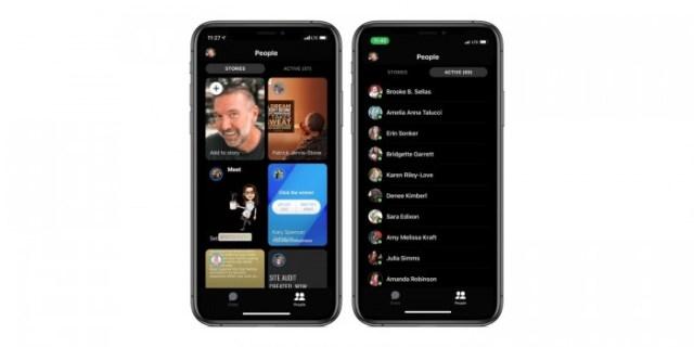 Rediseño de la aplicación messenger