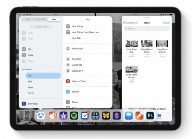 Concepto de iPadOS 14