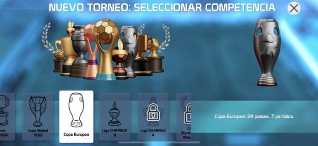 Torneos que vienen en Charrua Soccer