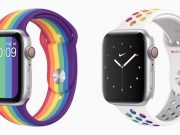 Apple Watch correas edición orgullo 2020