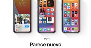 Previa de iOS 14