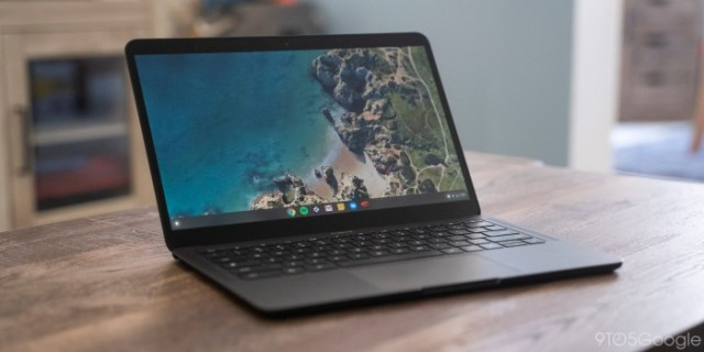 Dispositivo con Chrome OS
