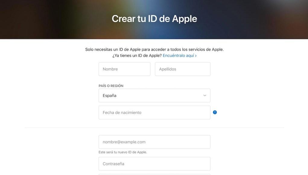 Cómo crear ID de Apple gratis (Sin tarjeta de Crédito)