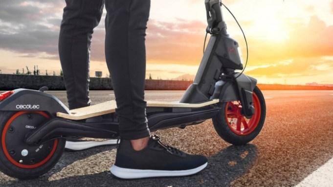 Bongo Serie S Unlimited: patinete eléctrico de Cecotec