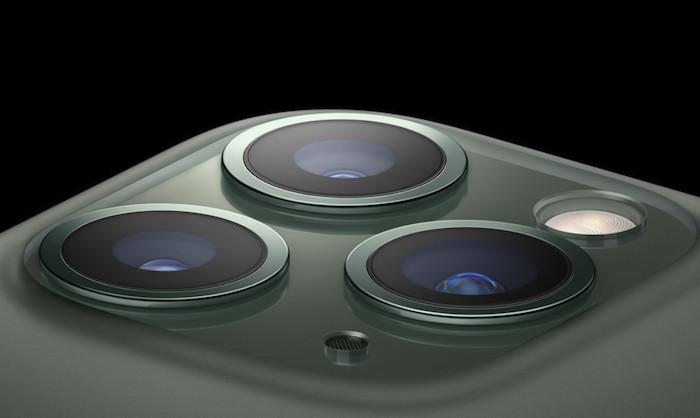 Lentes cámara iPhone 11
