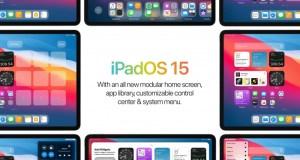 iPadOS 15 Concepto