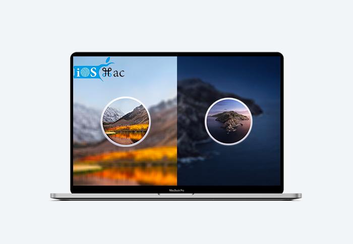 Instalar dos versiones diferentes de macOS en un Mac