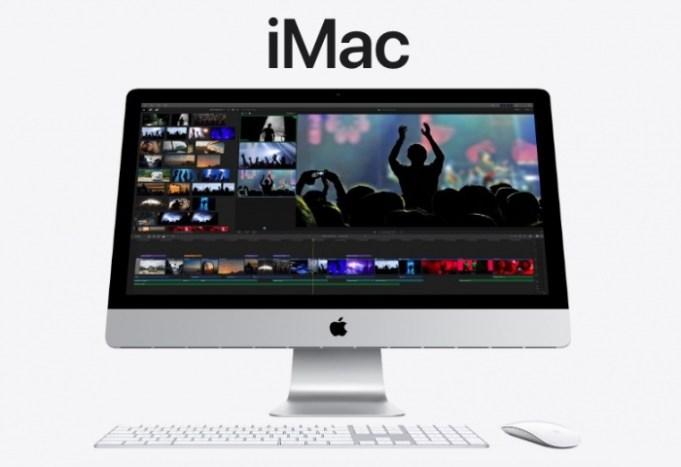 Nuevo iMac 2020 de 27 pulgadas