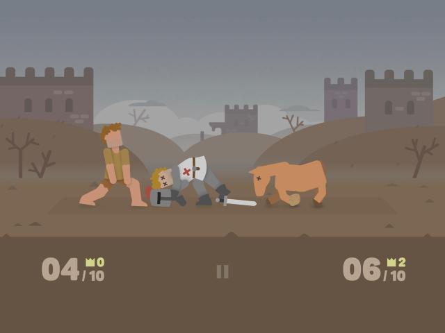 Gameplay en la Edad Media