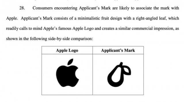 Demanda impuesta por Apple a Prepear por utilizar un logotipo similar