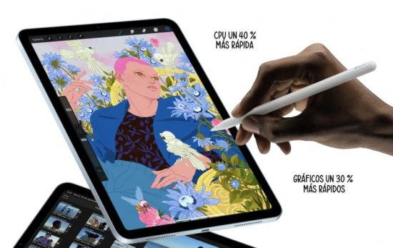El nuevo iPad Air 4 ya se puede comprar en la Apple Store