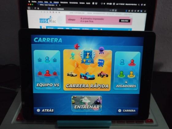 Sonic Racing iPad