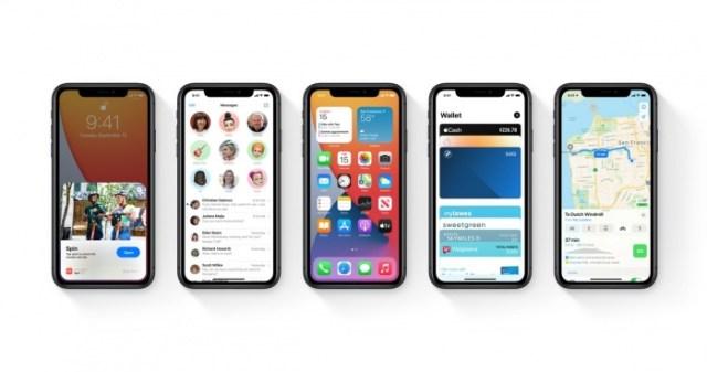 lanzamiento oficial de iOS14