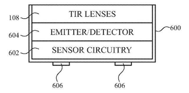 Según una patente el iPhone podría medir la. calidad del aire
