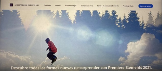 Adobe Premier Elements 2021