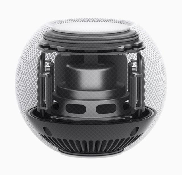 Calidad de sonido HomePod mini