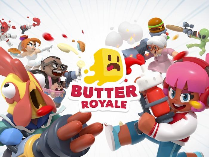 Portada Butter Royale