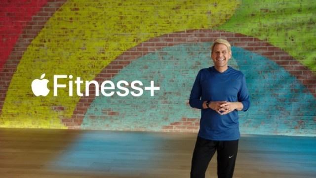 Apple Fitness+ portada